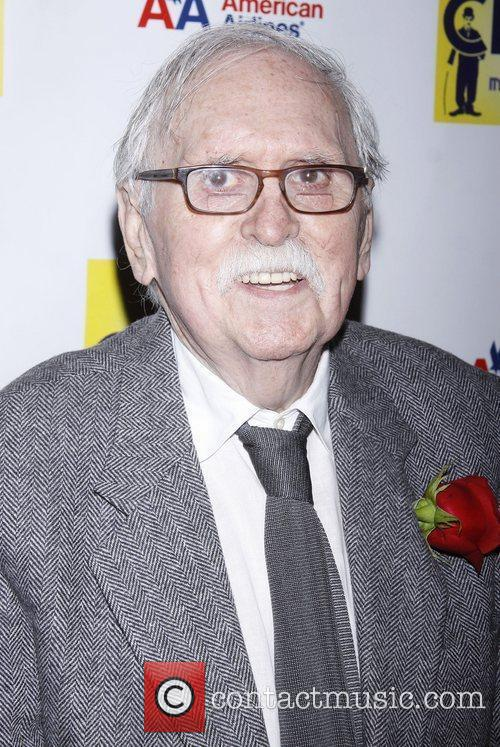 Thomas Meehan attending the Broadway opening night after...