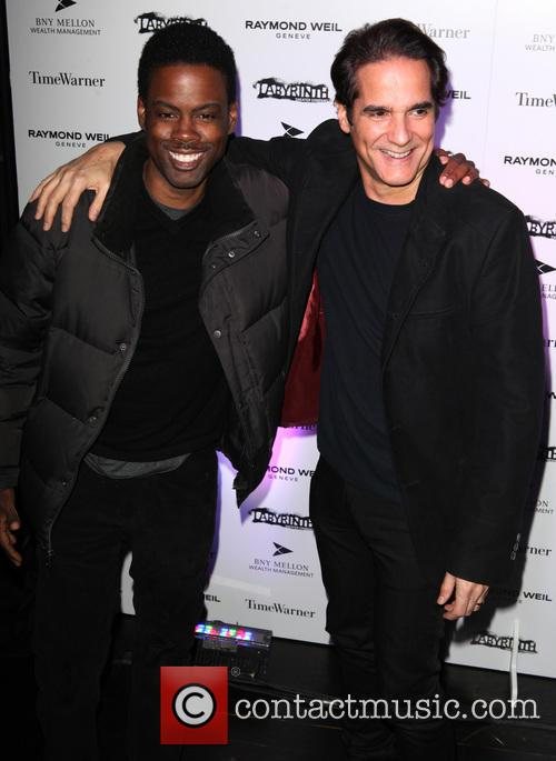 Chris Rock, Yul Vazquez and Labyrinth Theater Company Celebrity Charades 3