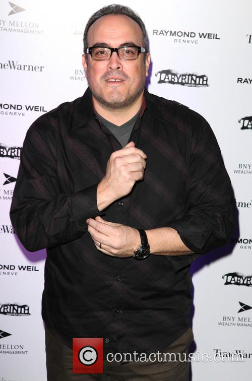 David Zayas, LAByrinth Theater Company Celebrity Charades