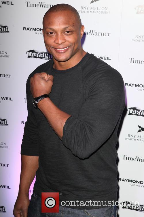 Eddie George and Labyrinth Theater Company Celebrity Charades 2