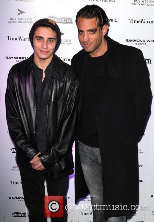 Jake Cannavale, Bobby Cannavale and Labyrinth Theater Company Celebrity Charades
