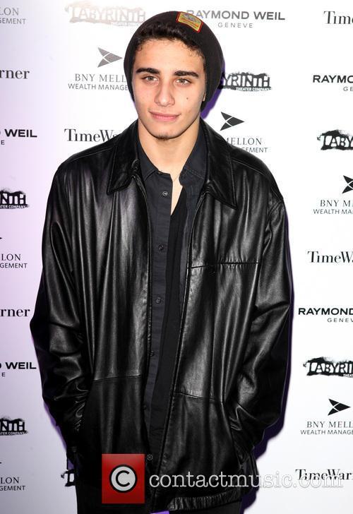 Jake Cannavale LAByrinth Theater Company Celebrity Charades 2013...