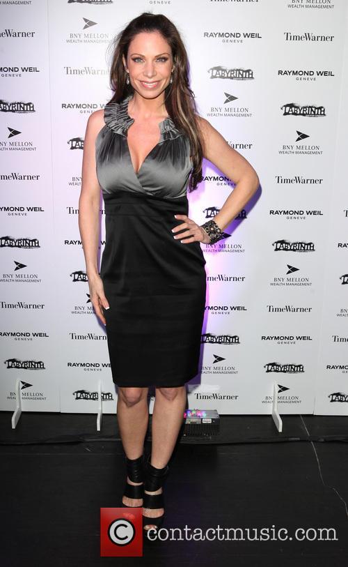 Jill Nicolini, Fox 5ny and Labyrinth Theater Company Celebrity Charades 1