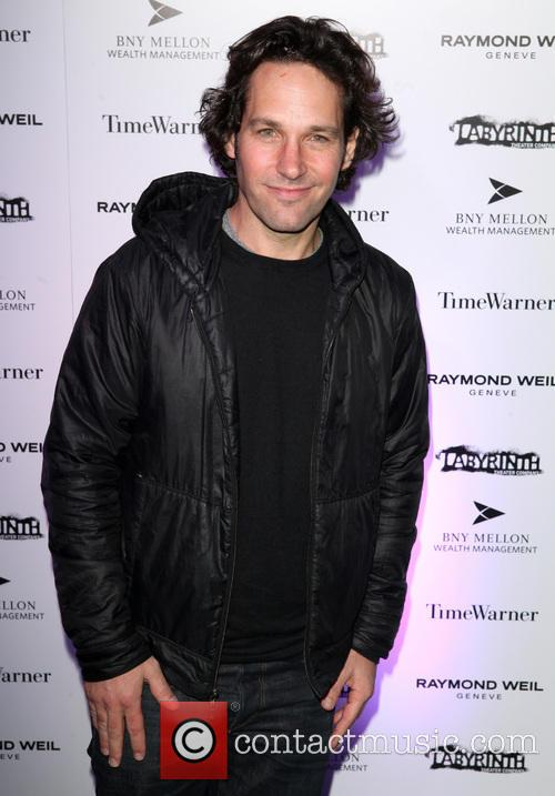 Paul Rudd and Labyrinth Theater Company Celebrity Charades 3