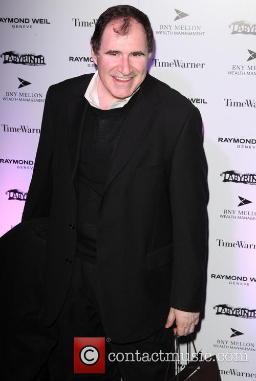 Richard Kind LAByrinth Theater Company Celebrity Charades 2013...