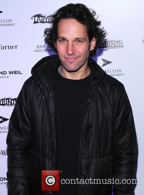 Paul Rudd and Labyrinth Theater Company Celebrity Charades 1