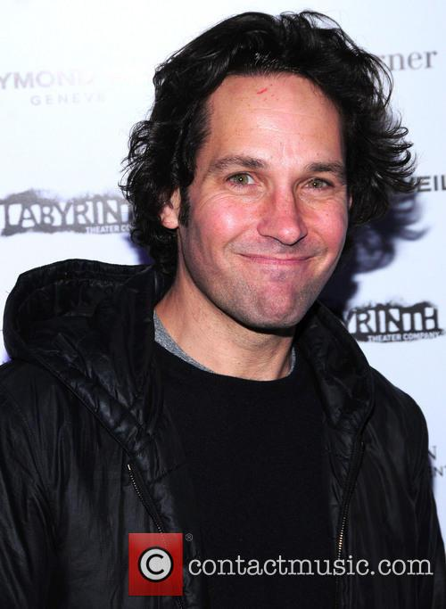 Paul Rudd and Labyrinth Theater Company Celebrity Charades 4