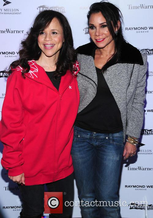 Rosie Perez and Labyrinth Theater Company Celebrity Charades 6