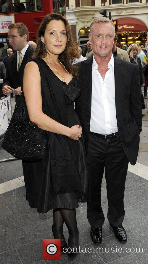 Barbara Broccoli and guest,  Chariots of Fire...