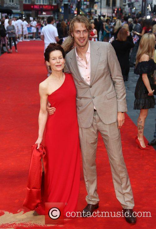 alice krige and chris tomlinson chariots of 5876433