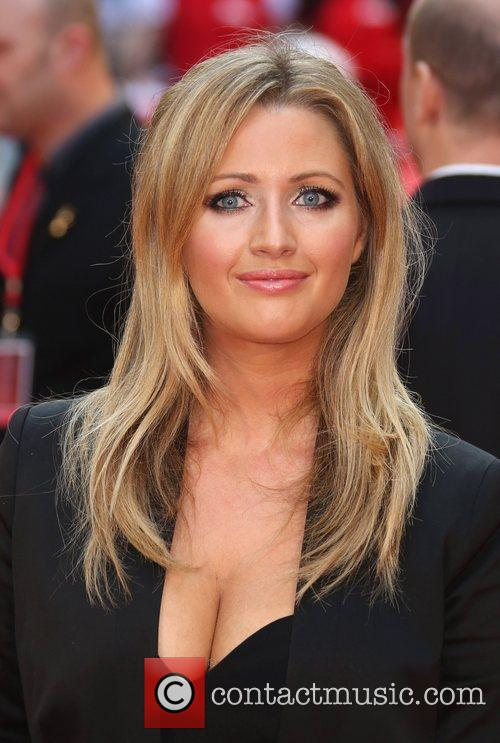 Hayley Mcqueen and Empire Leicester Square 1