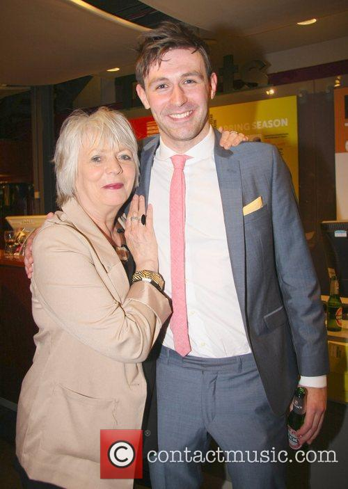 Alison Steadman and James McArdle Chariots of Fire...