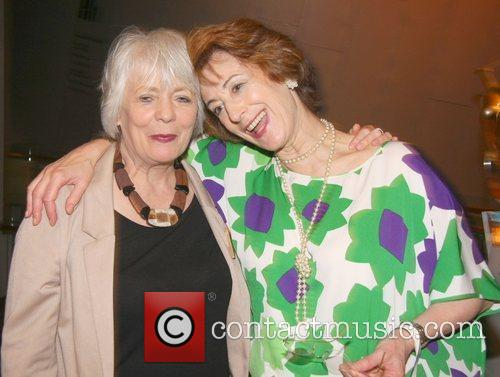 Alison Steadman and Maureen Lipman Chariots of Fire...
