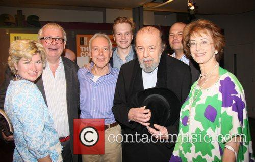 Christopher Biggins, Maureen Lipman and Nickolas Grace