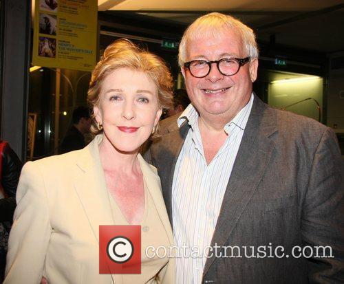 Patricia Hodge, Christopher Biggins