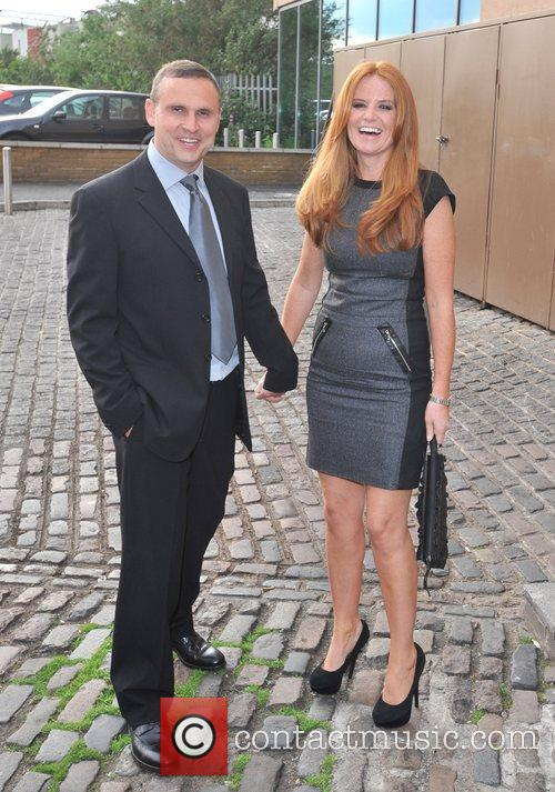 patsy palmer and husband richard merkell charity 3963193