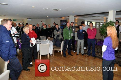 Caudwell Children Celebrity Golf Classic held at Foxhills...