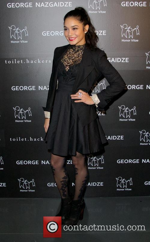 Vanessa Hudgen, Charity Meets Fashion