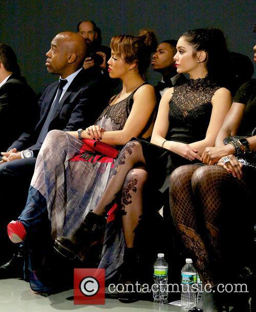 Vanessa Hudgens Charity Meets Fashion Holiday Celebration honoring...
