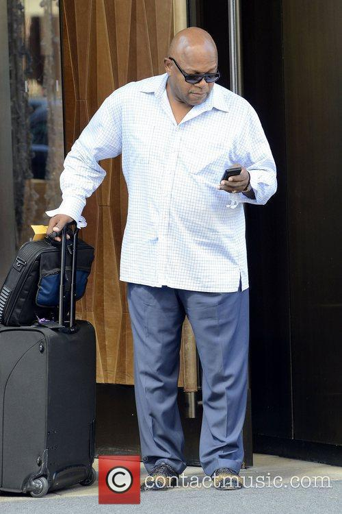 charles s dutton actor outside his manhattan 5911491