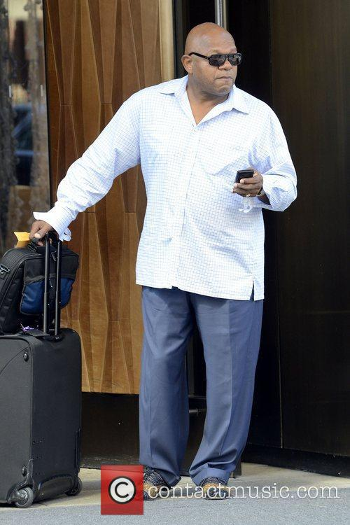 charles s dutton actor outside his manhattan 5911492