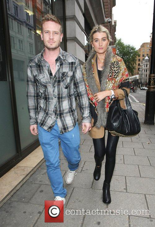 Matthew Wolfenden and Charley Webb of 'Emmerdale' out...