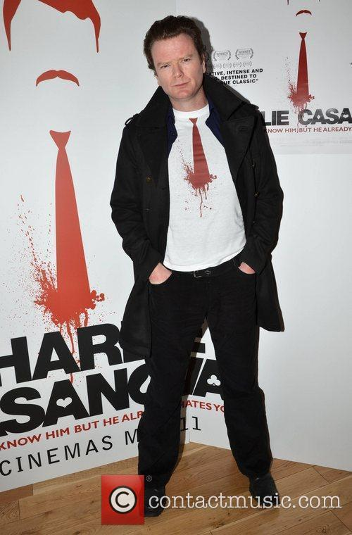 Terry McMahon 'Charlie Casanova' premiere at The Lighthouse...