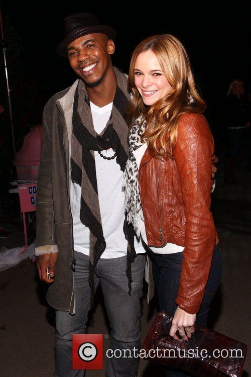 Mehcad Brooks and Danielle Panabaker 3