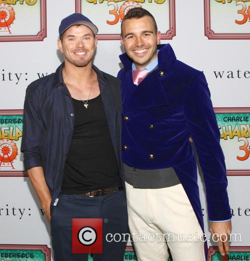 Charlie Ebersol's, Charlieland, Birthday Celebration, Charity and Water Fundraiser 2