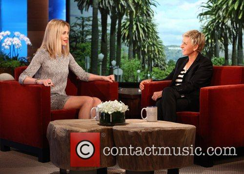 Charlize Theron appears on NBC's 'The Ellen DeGeneres...