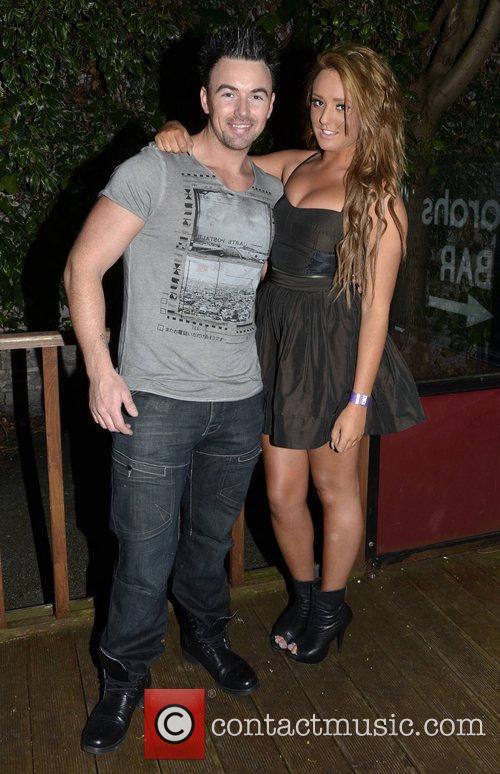 Keith Foran and Charlotte-Letitia Crosby Geordie Shore star...