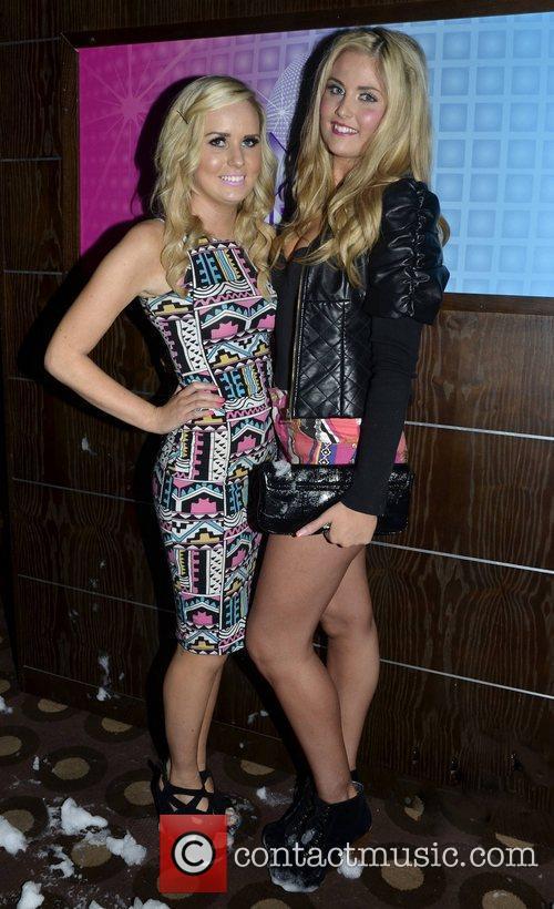 Lauren Flynn and Dominique Nugent Geordie Shore star...