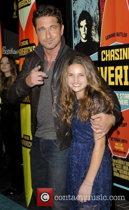 Gerard Butler, Maya Raines  The Los Angeles...
