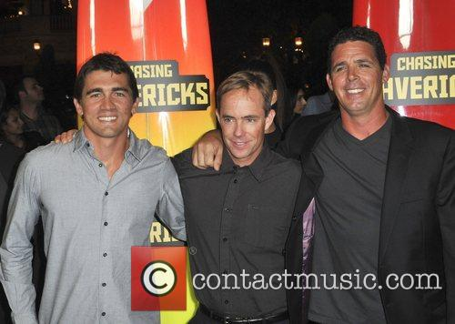 Greg Long, Zac Wormhoudt, Peter Mel  The...
