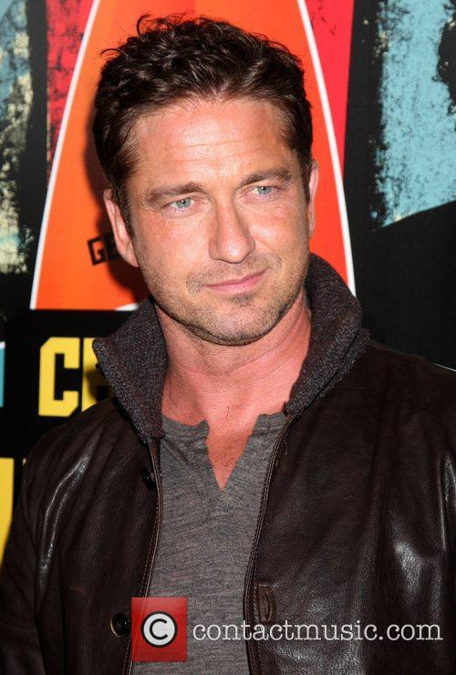 Gerard Butler The Los Angeles Premiere of 'Chasing...