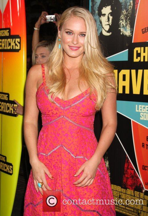 Leven Rambin The Los Angeles Premiere of 'Chasing...