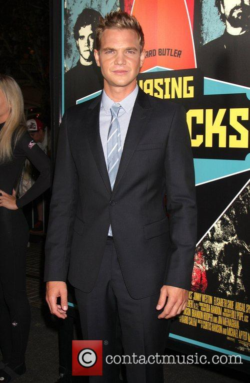 Taylor Handley The Los Angeles Premiere of 'Chasing...