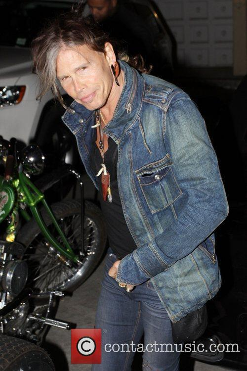 steven tyler outside the chateau marmont los 5826858