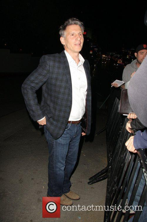 Christopher Stanley  leaving Chateau Marmont Los Angeles,...