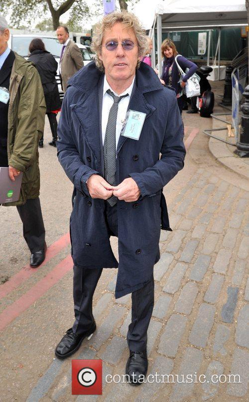 Roger Daltrey Chelsea Flower Show Press Day -...
