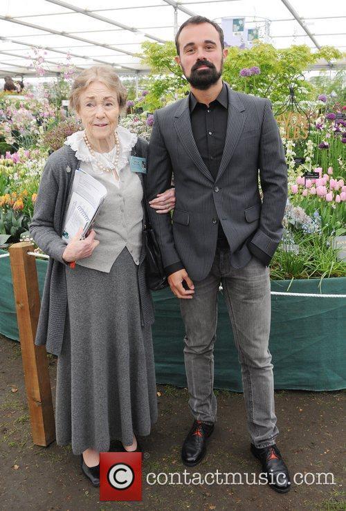 Alexander Lebedev Chelsea Flower Show Press Day...