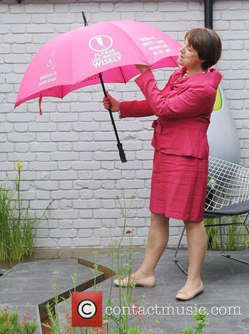 Caroline Spellman  Chelsea Flower Show Press Day...