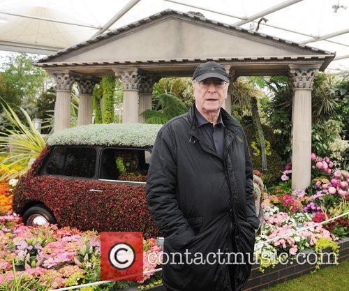 Michael Caine  Chelsea Flower Show Press Day...