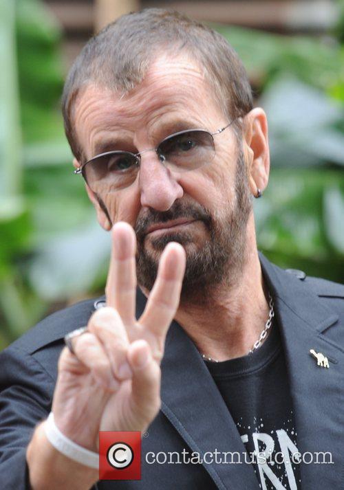 Ringo Starr  Chelsea Flower Show Press Day...