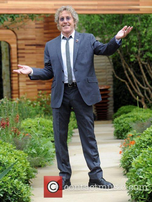 Roger Daltrey  Chelsea Flower Show Press Day...