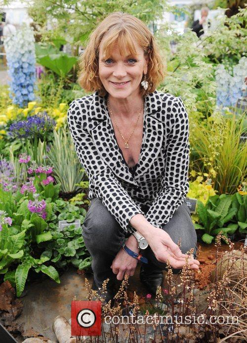 samantha bond chelsea flower show press day 5847559