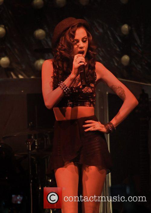 Cher Lloyd Performing Live at Manchester Academy