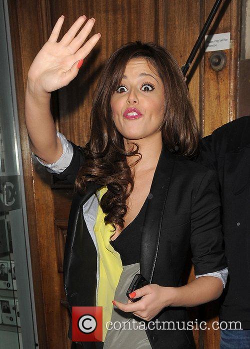 Cheryl Cole 40