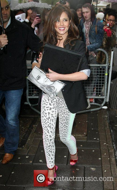cheryl cole leaving the bbc radio 1 3846846