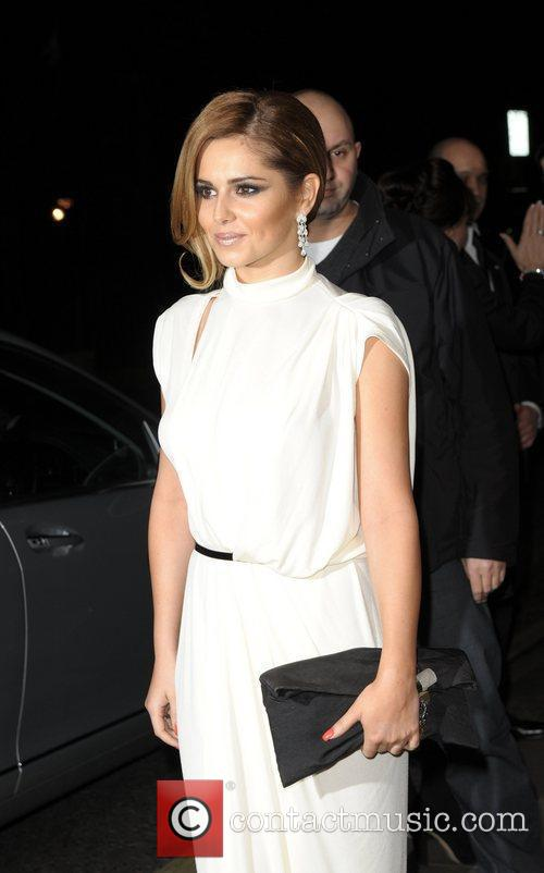 cheryl cole seen out in central london 3746880